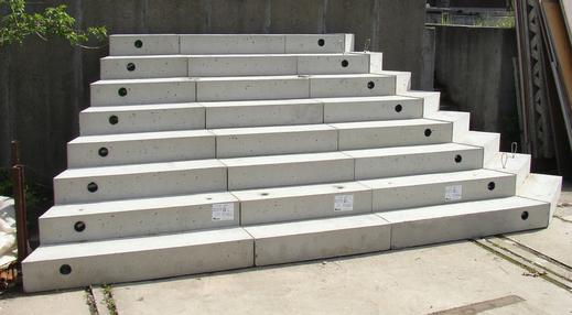Menzel Betonbausysteme De Treppen Podeste